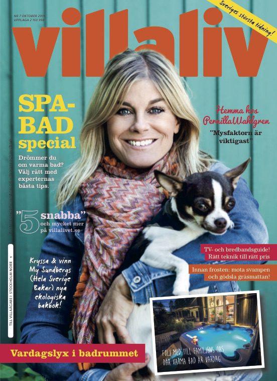 Cover Villaliv nr 7, 2016