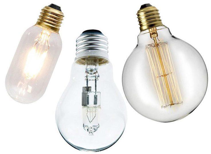 Ljuskällor för mysbelysning