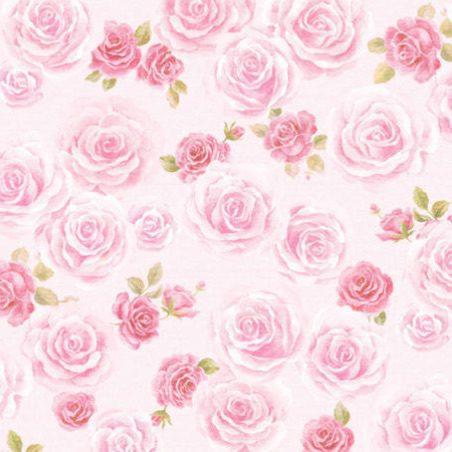 självhäftande tapeter rosor