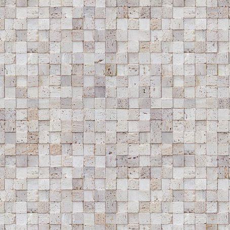 Självhäftande tapeter mosaik