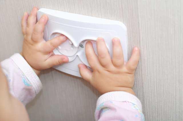 Inspiration till barnrummet - barnsäkra eluttag