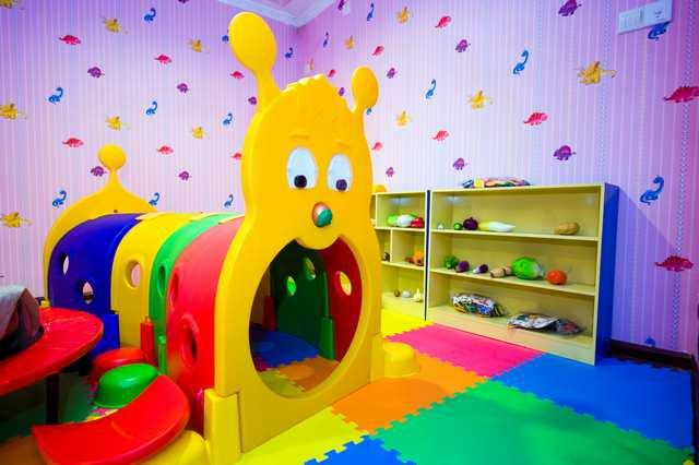 Inspiration till barnrummet larvrum