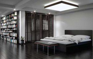 inspiration färgsättning sovrum