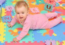 Inspiration till barnrummet heltäckande matta