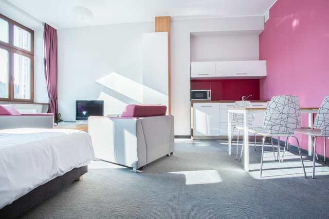 små sovrum - compact living