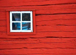 Kitta fönster