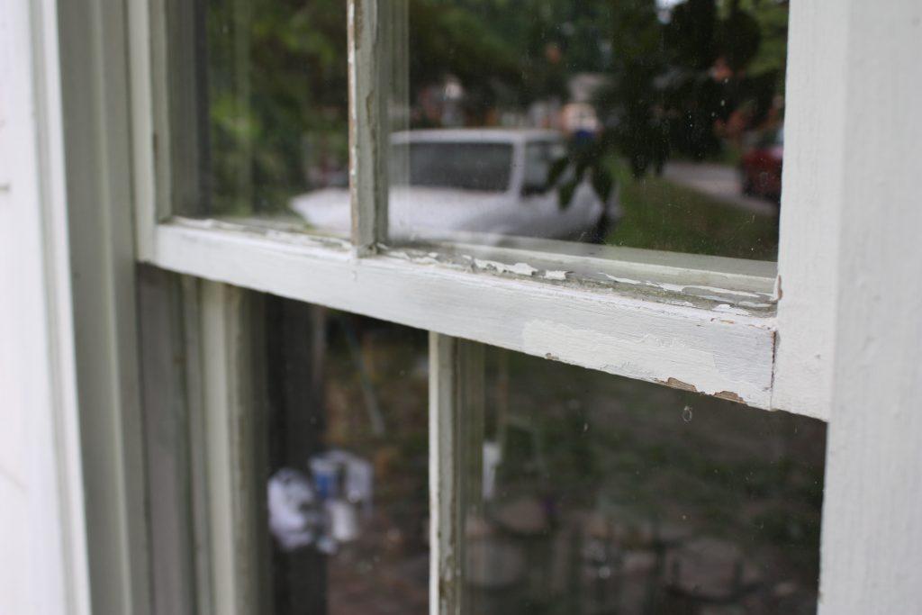 Kitta fönster själv