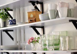 organisera köket