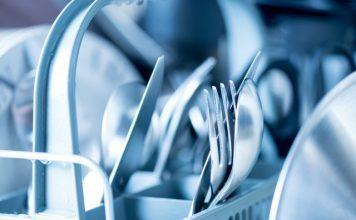 Rengöra diskmaskin titelbild