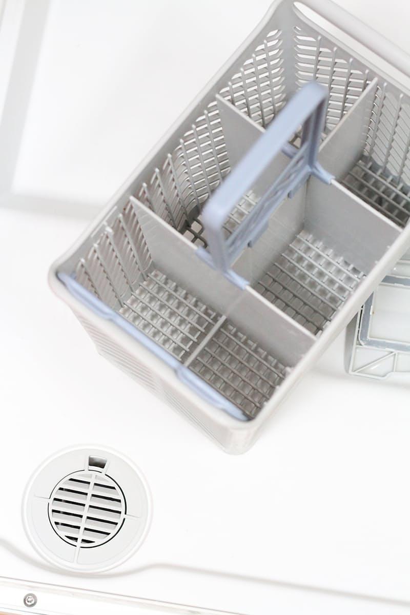 rengöra diskmaskin med citronsyra