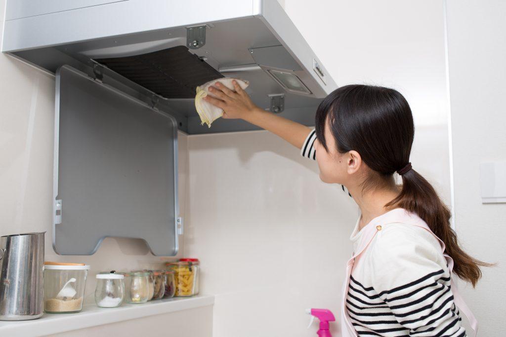 Flyttstädning för kök