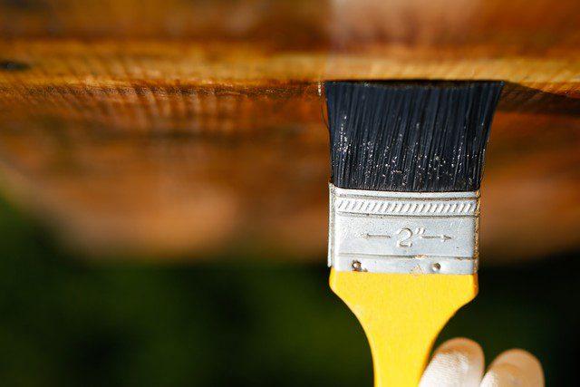 Måla innertak - kalk eller limfärg
