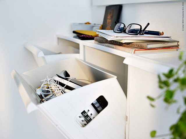 Källsortering hemma med IKEA