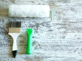 måla om möbler primer