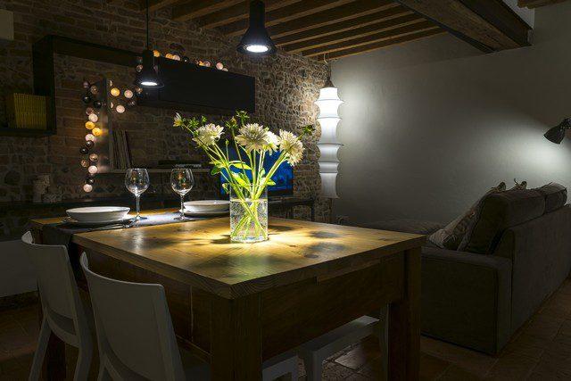 belysning i köket - design