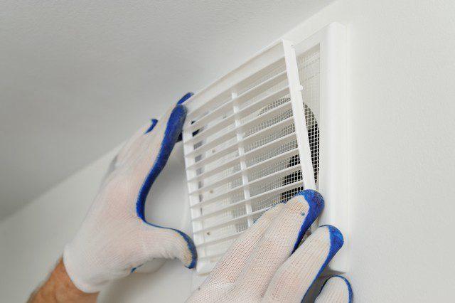 Planera badrum ventilation