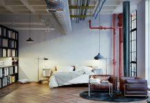 industriell design sovrum