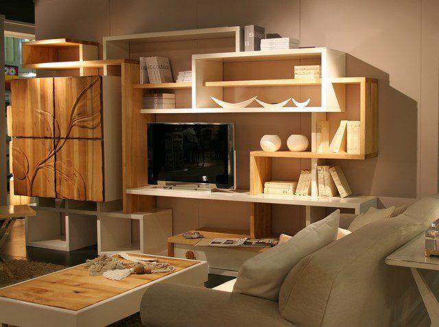 möblera vardagsrummet med öppen planlösning