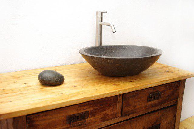 stentvättställ till badrum