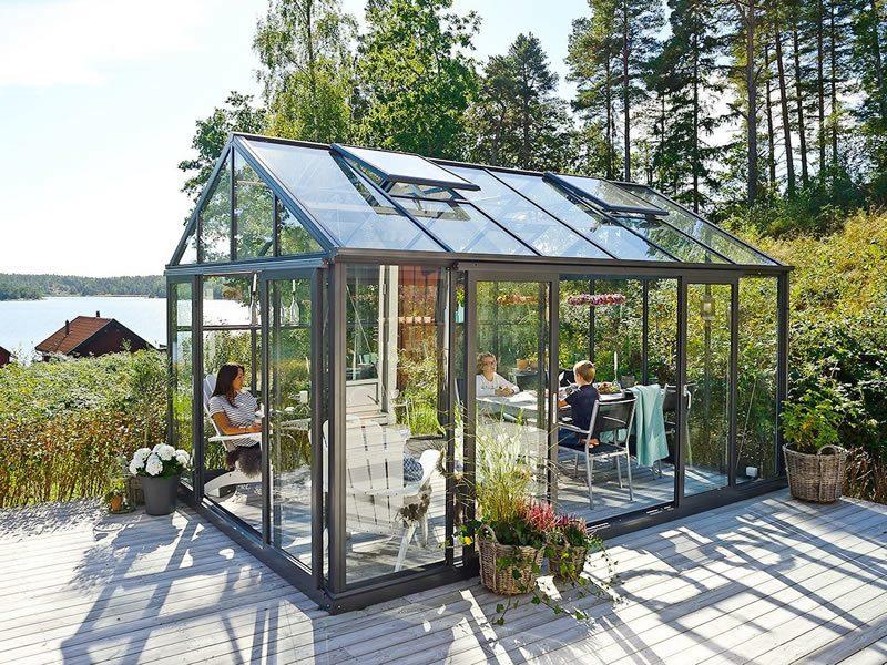 Vinn växthus