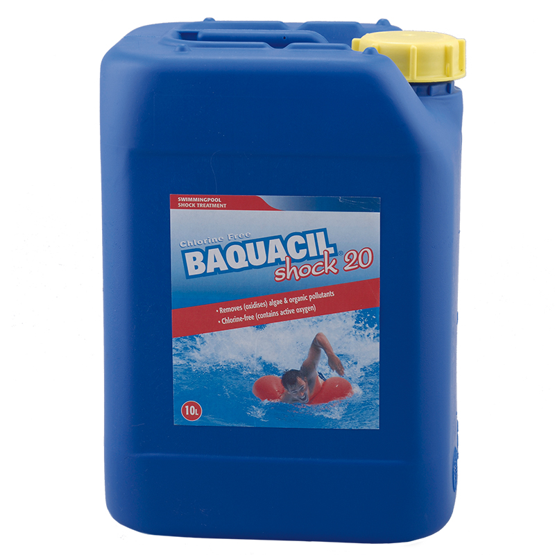 Miami Pool Baqua Shock 10 liter
