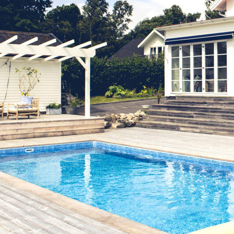 Miami Pool Miami Pool modell Rectangular