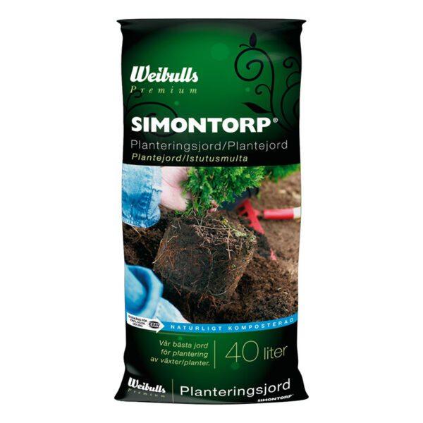 Weibulls Simontorp planteringsjord 40l