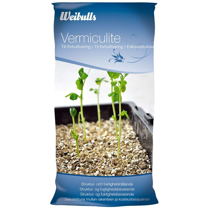Weibulls Vermiculite 5l
