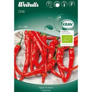 Weibulls Chili Cayenne KRAV