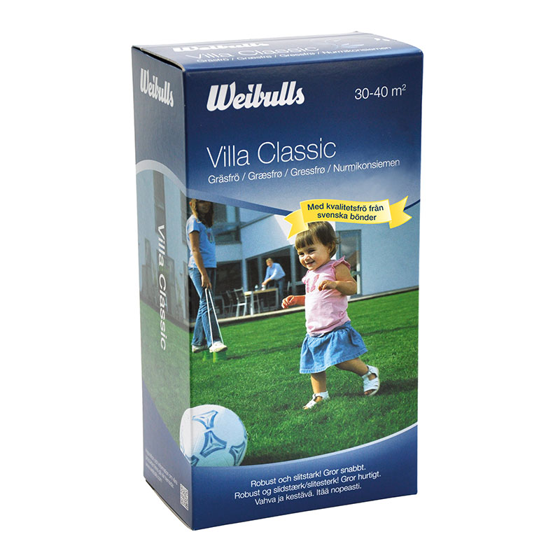 Weibulls Gräsfrö Villa Classic