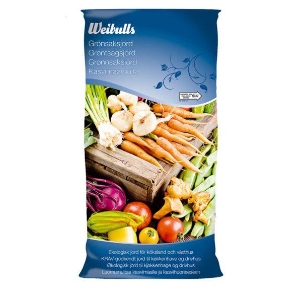 Weibulls Grönsaksjord 40l