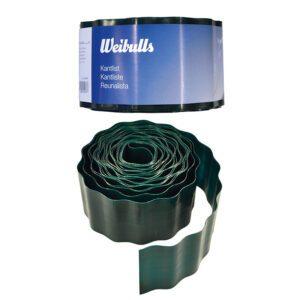 Weibulls Kantlist grön 15cm x 9m