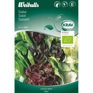 Weibulls Sallat mix KRAV