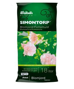 Weibulls Simontorp blomjord  18l