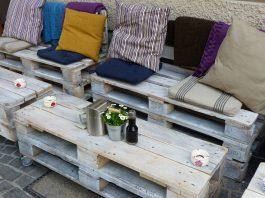 bygga soffa av lastpallar