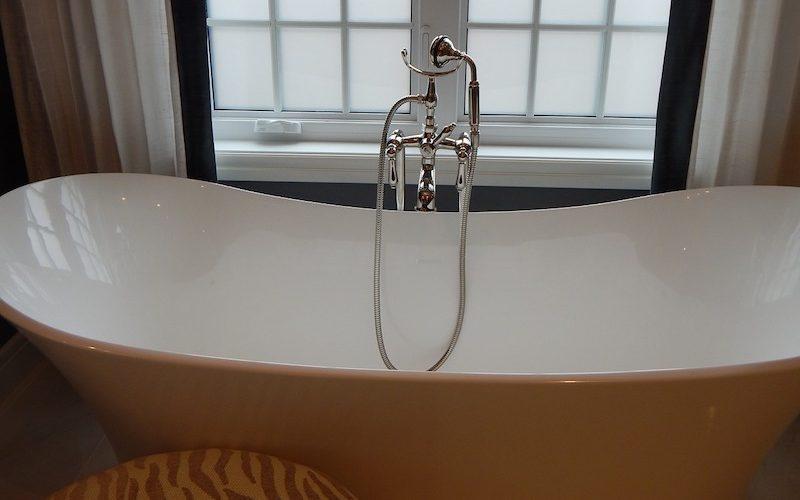kalkbeläggning badkar