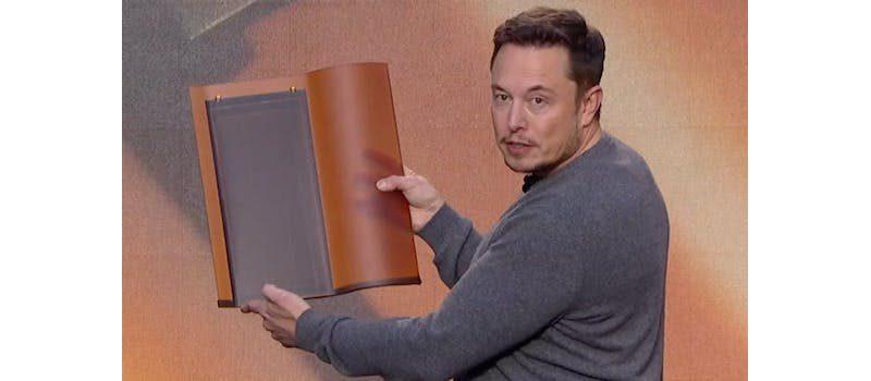 Elon Musk solenergitak