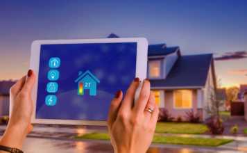 vad är ett smart hem