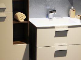 Trendig badrumsinredning med nordiskt ursprung · 10 badrum ac839baebab6e