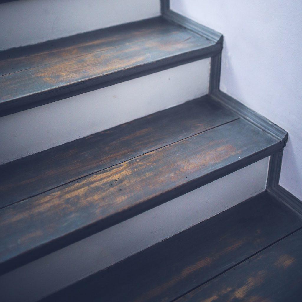 renovera trappa