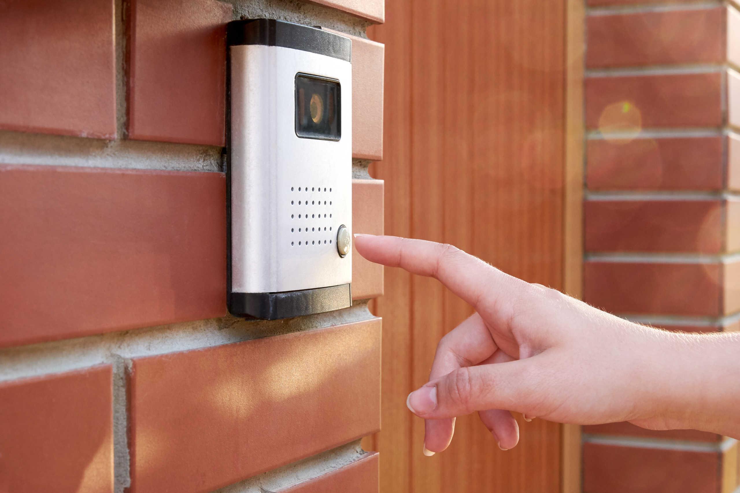 installation dörrklocka