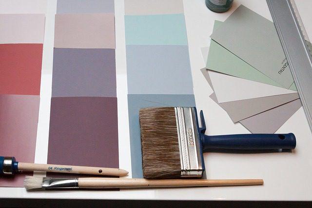måla om köksskåp