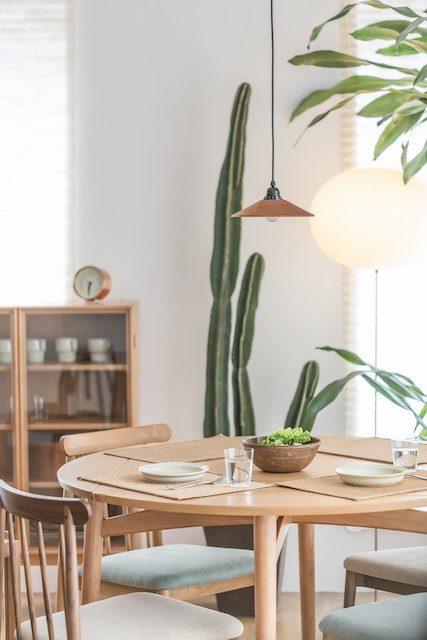 laminerade möbler