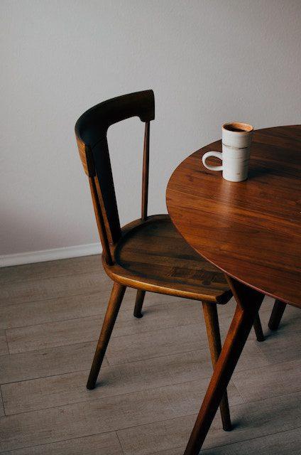 underhåll lackade möbler