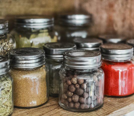 bygg din egen kryddhylla