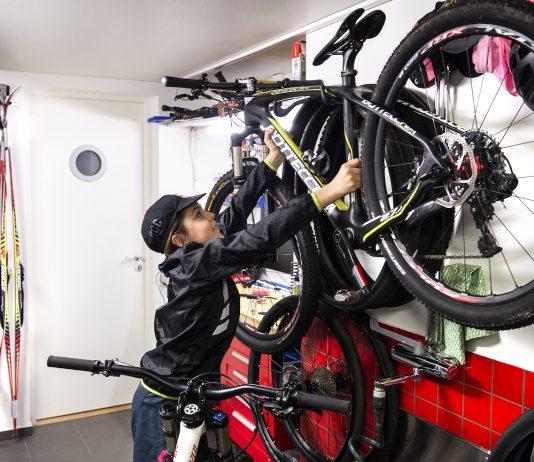 cykelgarage