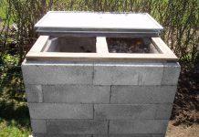 kompost i betong