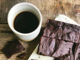 Chokladkaka med bönor