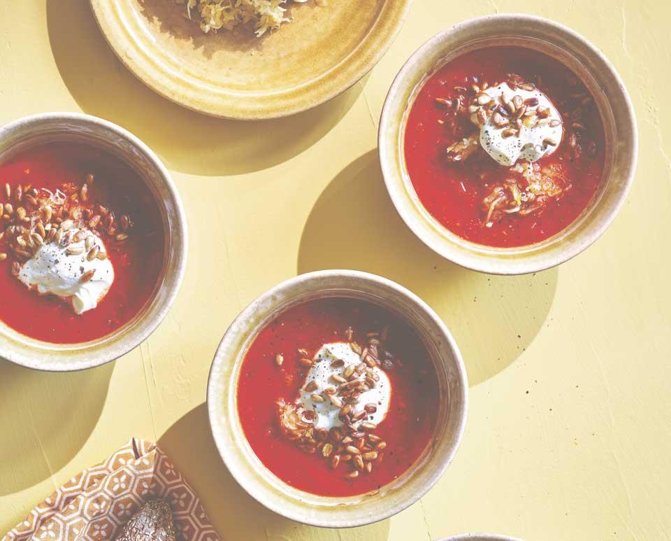 Zuppa di pomo
