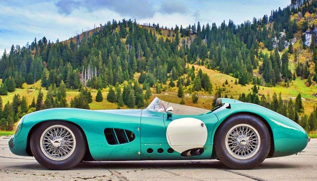 världens dyraste auktionsbilar